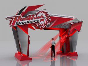 thiết kế thi công cổng chào đẹp Hồ Chí Minh